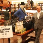 Stefanomano trunkshow barneys
